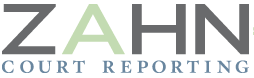 Zahn Court Reporters